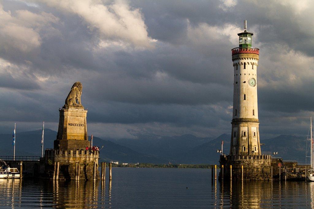 Bodensee im Sommer