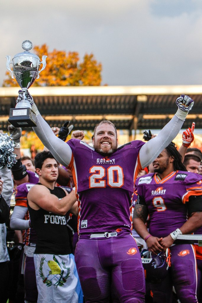 European Battle of Champions - Frankfurt Galaxy vs. London Warriors